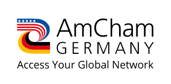 Logo: American Chamber of Commerce in Germany e.V. (AmCham)